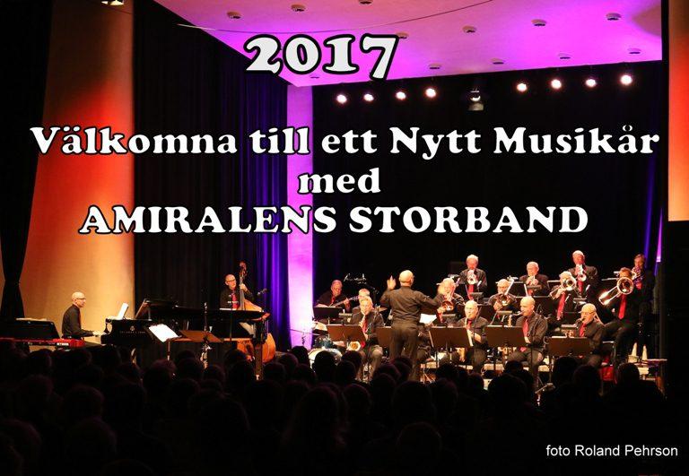 2017 Amiralens Storband