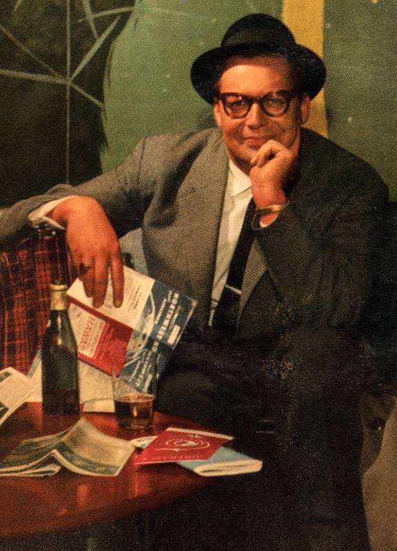 Harry Arnold