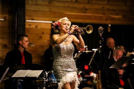 Gunhild Carling trumpet
